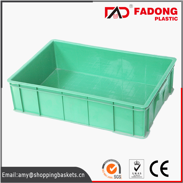 custom color printed plastic fishing storage turnover box