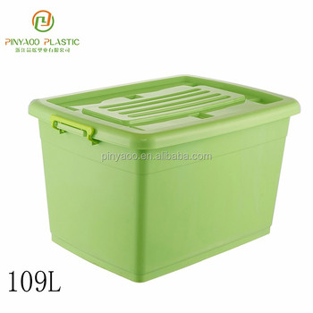 Household waterproof multi-function stackable storage containers