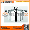 Fancy Stainless Steel Steaming Pot