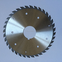Kralle Tungsten Carbide Tips Circular Rip Saw Blade Cutting disc for wood cutter ATB type High speed 265*2.2*65*36