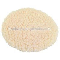 9 In. To 10 In. Fleece Polishing Bonnet synthetic wool polishing bonnet microfiber polishing bonnet