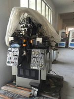 REBUILD SHOE MAKING MACHINE SECOND HAND SIDE AND HEEL LASTING MACHINE