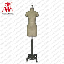 Fashionable standard lady tailoring cheap adjustable dress form