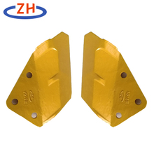 volvo excavator spare parts bucket cutting edge side cutters v210
