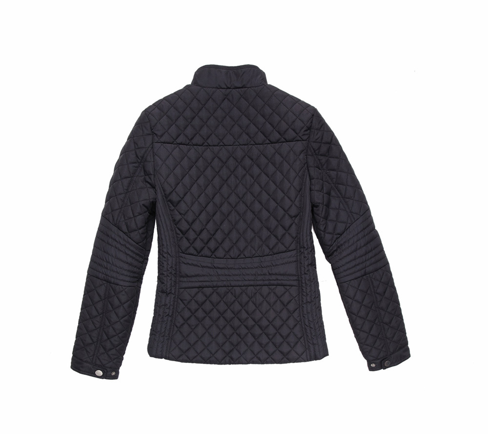 Ladies Quilted Jacket 2