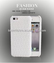 High Quality Luxury Crystal Mobile Phone Diamond Cover For Iphone5 mobile Phone Case Full Diamond Cover For Iphone5