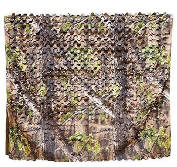 Woodland Camo Netting Camouflage Netting for Hunting Blinds Camping Shooting