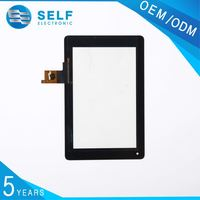Oem/Odm Spare Parts Tablet Touch Screen For 7 Inch