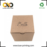 Sale Fast Food Packaging Recycled Brown