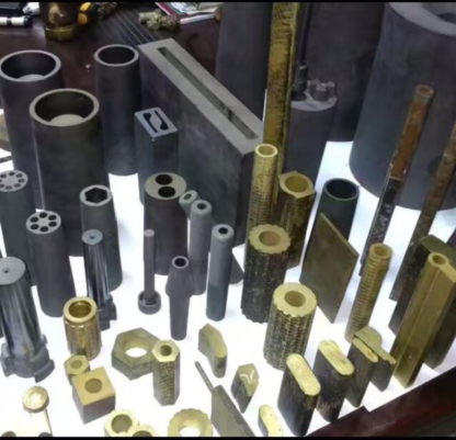 graphite mold for melting furnace of brass rod & brass tube for sales