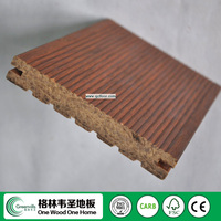 waterproof outdoor floor covering bamboo decking