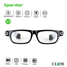 Bluetooth Camera Glasses with 32GB memory card