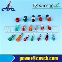 24V-380V, R/G,22mm Square head,Position indicator light,Connect ground position indicator