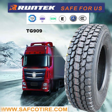 Cheap price wholesale truck tires 11r22.5 11r 24.5 295/75r22.5 285/75r24.5 315/80r22.5 drive tires for tough road condition