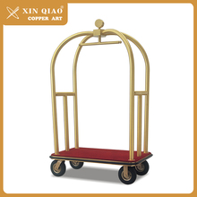 Wholesale high quality stainless steel serving cart