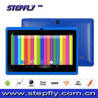 7 inch capacitive touch screen ATM7021 Dual core Android 4.2 WIFI tablet pc SF-M795