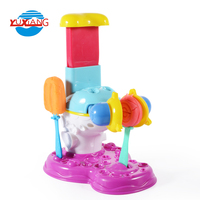 New Item lolipop candy plasticine modeling clay for kids