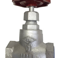 High Temperature Stop Valve