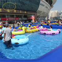 Amusement park equipment outdoor rigid inflatable boat sales