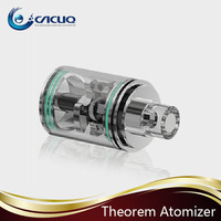factory price Notch coil Wismec Theorem RDA theorem rebuildable dripping atomizer