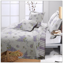 hot sale custom printed bed sheets,screen print bed sheet, quilt China