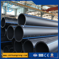 SDR11-SDR26 PE Plastic Water Pipe/Hose Made in China
