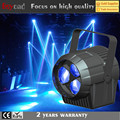 2017 new 3x4in1quad-color 15w led mini zoom wash beam par can light for stage /dj
