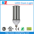 Top quality 6 years warranty DLC/UL/cUL e26/e27/e39/e40 dlc approved led corn light 60w