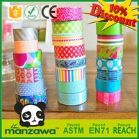 Wholesale bopp self bopp film tapes washi tapes