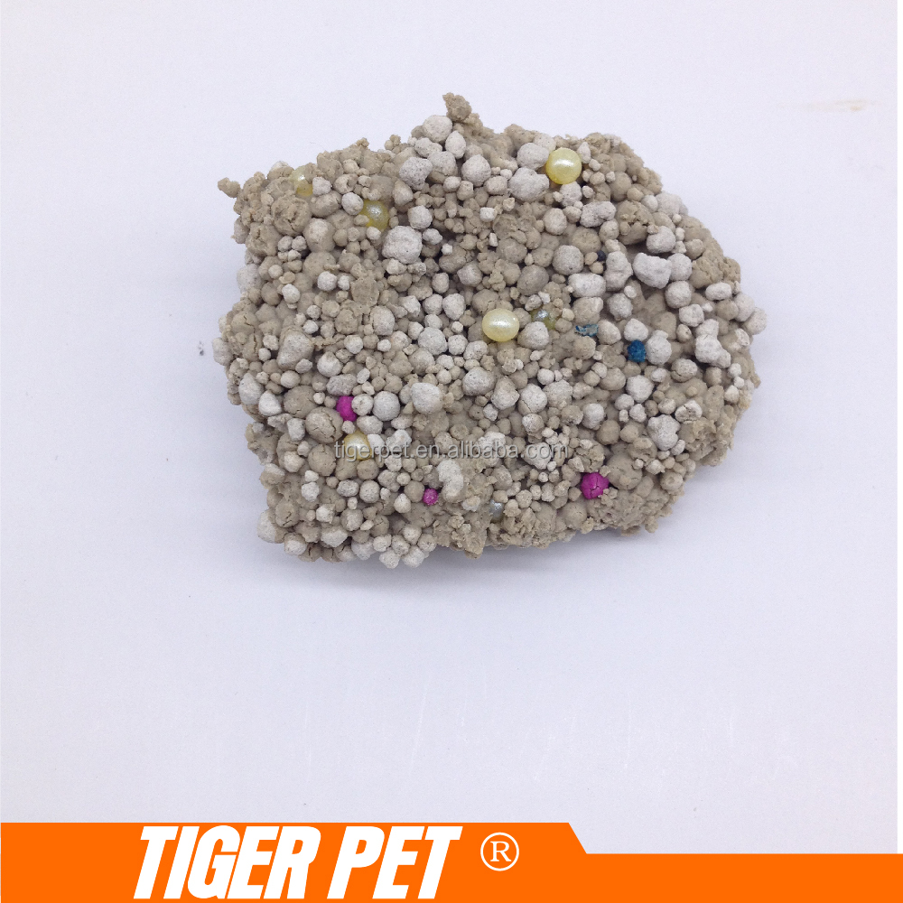 New products on china market bentonite Cat Litter