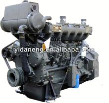 small v-twin 4-stroke air cooled engine