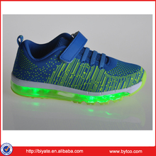 LED Kids running shoes