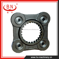 STOCK CODE 0204000 Apply to KOBELCO SK07N2 carrier assy travel planet, excavator carrier roller, excavator spare parts