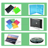 Hot sale eco-friendly plastic cases cd dvd case calendar case in any colors