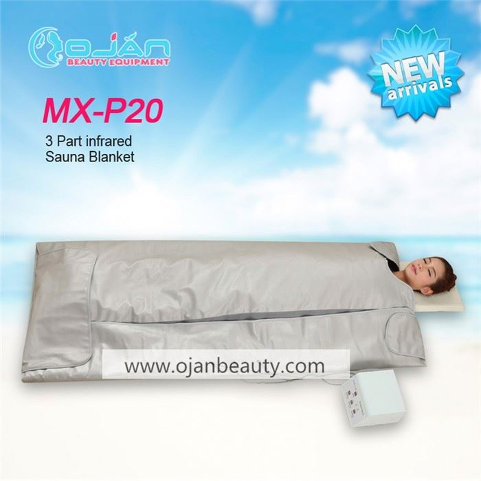 Portable Weight loss Sauna Waterproof Infrared Blanket/Far Infrared Sauna Blanket MX-P20