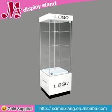 acrylic retail display stand MX3269 acrylic shampoo display shelf