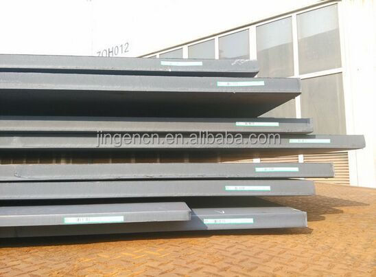 building machinery abrasion resistance steel plate