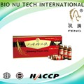 High Quality Fresh Herbal Beverage Ginseng Royal Jelly