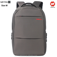 "Ready Stock!Free Shipping!!! Exclusive Big Zipper Double-Layers,Sleeve Fits12.1-15.4"" Laptop Men's Backpack Bags"