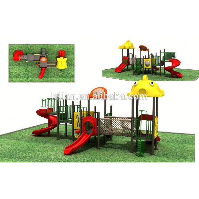 top sale best-price coconut tree newest full color playground equipment amusement park