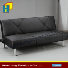 Comfortable futon folding reclining sofa bed made in China