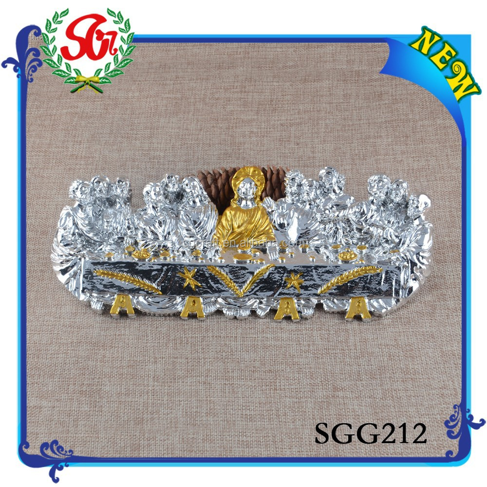 SGG212 Popular Latest Resin Religious Statue, Religious Goods