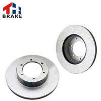 300mm truck brake disc plate for Toyota hilux