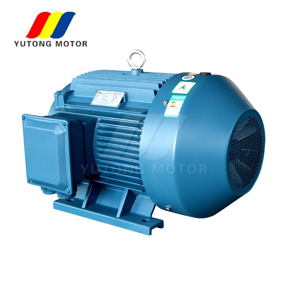 Three Phase 100kw Ye2 Ac Motor - Buy Ye2 Ac Motor,3 Phase Motor ...