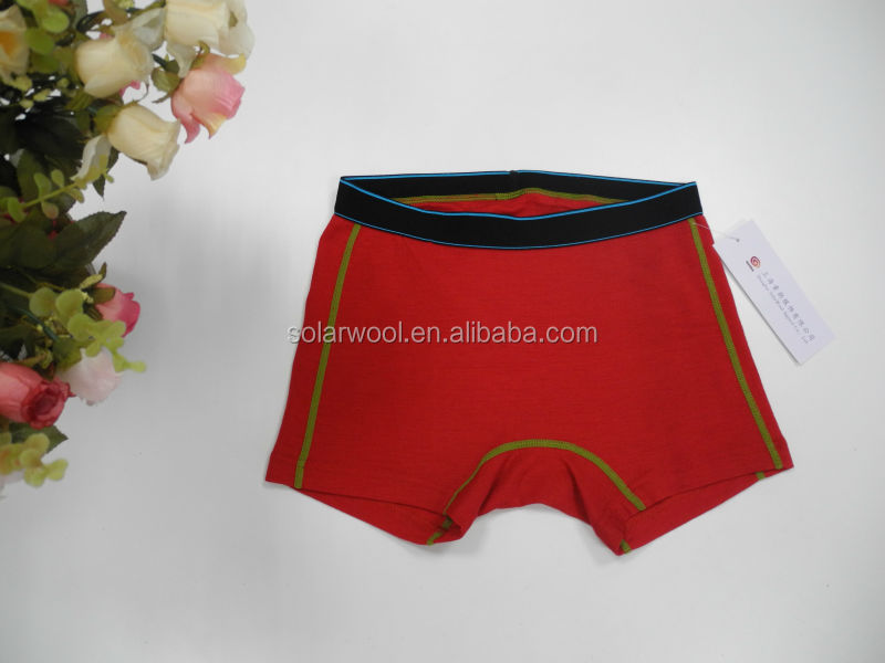 Red Wholesale Women Boxer Shorts