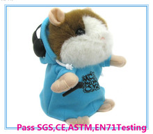 talking hamster mimicry pet toy hamster wholesale