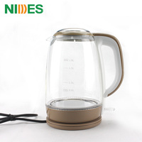 Digital Korean Cordless Tea Stainless Steel