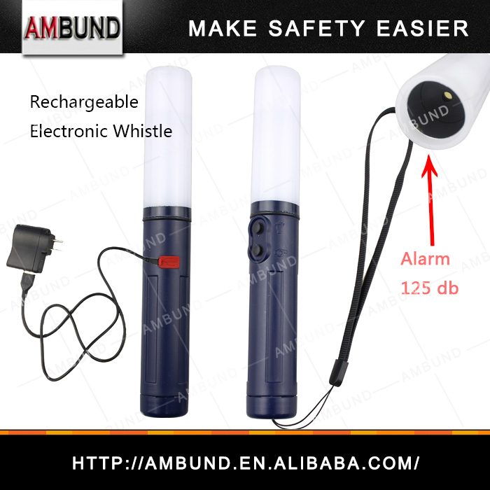 light rechargeable electronice whistle 125db AM.jpg