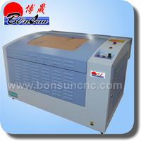 High accuracy CO2 mini laser engraving machine for decoupage