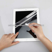 1X Anti Reflection Clear LCD Screen Protector Film Screen Guard for Apple iPad 2 3 4